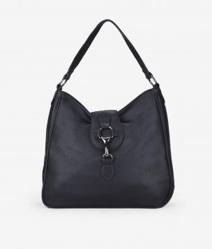 Maxi bolso con solapa