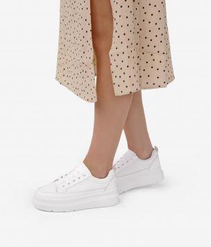 Zapatillas con cordones doble suela