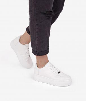 Zapatillas con suela volumen