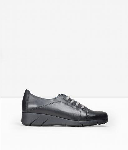 Zapatillas deportivas piel