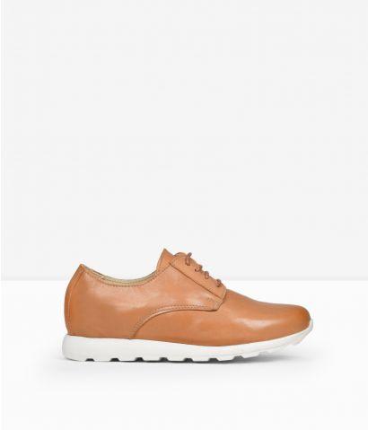 Zapatillas piel