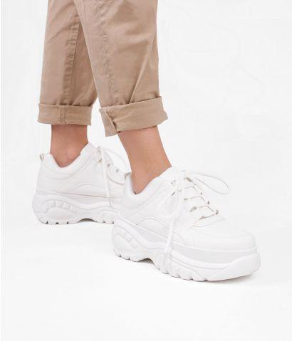 Zapatillas plataforma maxi