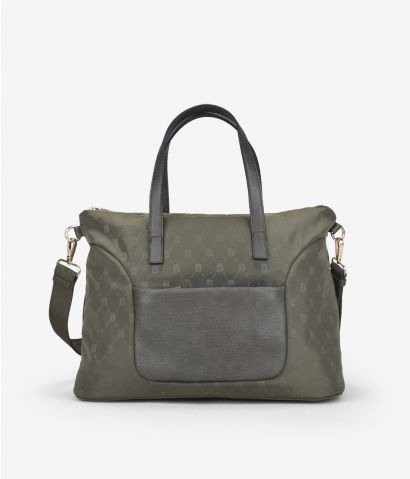 Maxi bolso en nylon