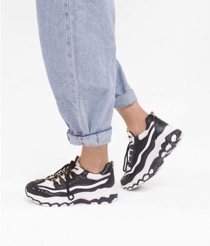 Zapatillas suela bicolor
