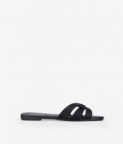 Sandalias abiertas planas