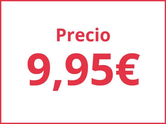Precios por menos de 9.95
