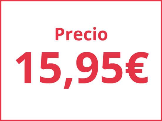 Precios por 15.95