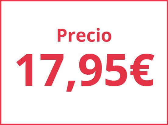 Precios por 17.95